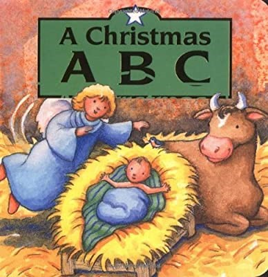 A Christmas ABC (Hardcover)