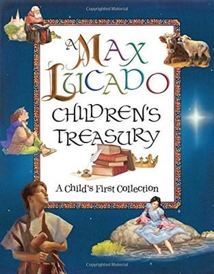 Max Lucado Children's Treasury (Hardcover)
