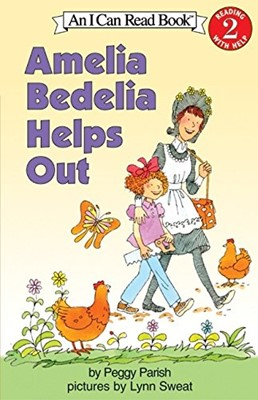 Amelia Bedelia Helps Out (Paperback)