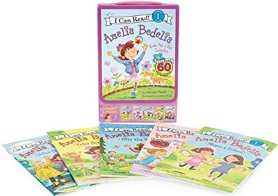 Amelia Bedelia: Books Are a Ball Collection (I Can Read! Level 1) (Paperback)