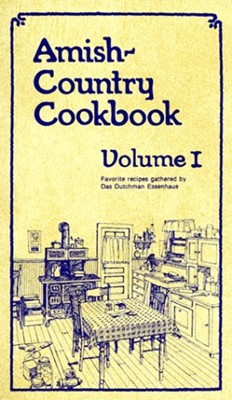 Amish-Country Cookbook (Paperback)