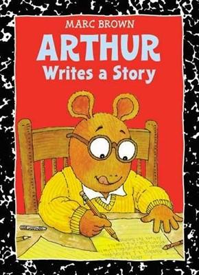 Arthur Writes a Story (Paperback)
