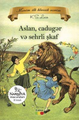Aslan, Cadugər və Sehrli Şkaf (Paperback)