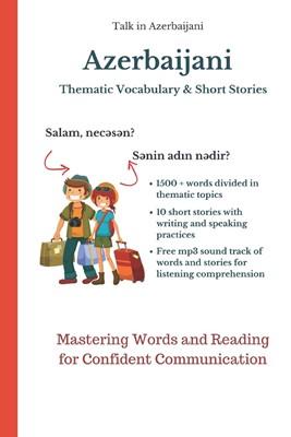 Azerbaijani Vocabulary and Short Stories (Mass Market Paperback)