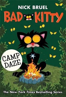 Bad Kitty Camp Daze (Hardcover)