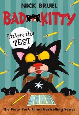 Bad Kitty Takes the Test (Hardcover)