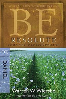 Be Resolute (Paperback)