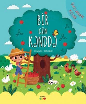 Bir Gün Kənddə (Hardcover)