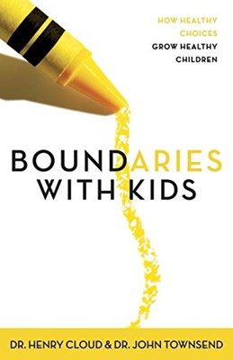 Boundaries With Kids (Paperback)