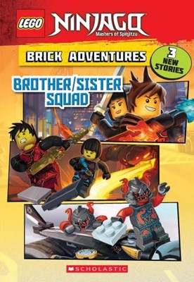 BrotherSister Squad (Paperback)