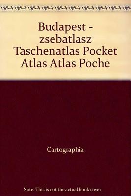 Budapest Pocket Atlas (Paperback)