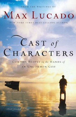 Cast of Characters (Mass Market Paperback)