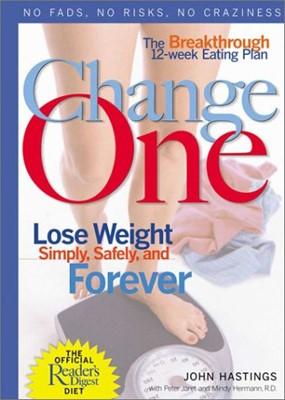 Change One (Hardcover)