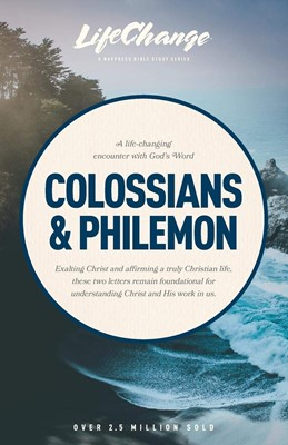 Colossians and Philemon (LifeChange) (Paperback)