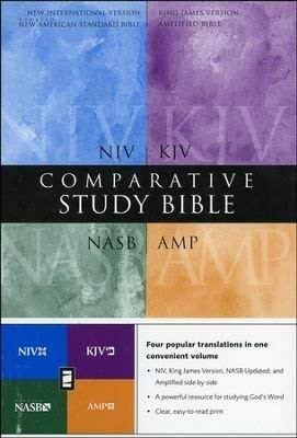Comparative Study Bible, Revised (Hardcover)