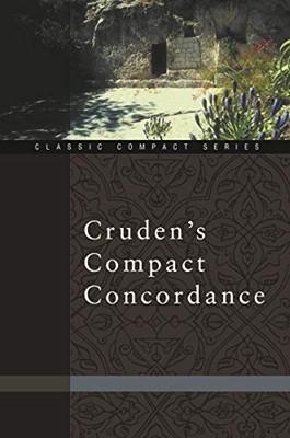 Cruden`s Compact Concordance (Hardcover)