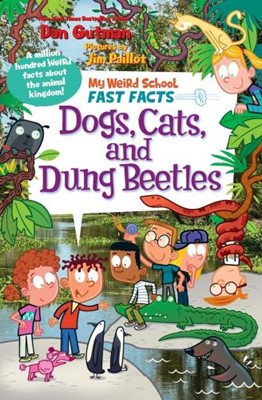 Dogs, Cats and Dung Beetles (Paperback)