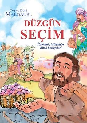 Düzgün Seçim İbrətamiz Müqəddəs Kitab Hekayələri (Mass Market Paperback)