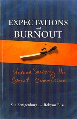 Expectations And Burnout (Paperback)
