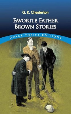 Favorite Father Brown Stories (Paperback)