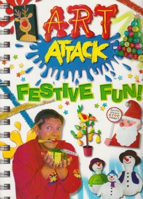 Art Attack (Paperback)