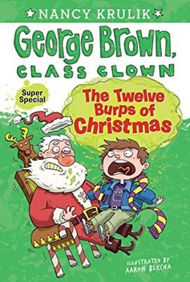 Twelve Burps of Christmas, The (Paperback)
