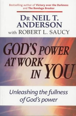 God's Power at Work in You (Mass Market Paperback)