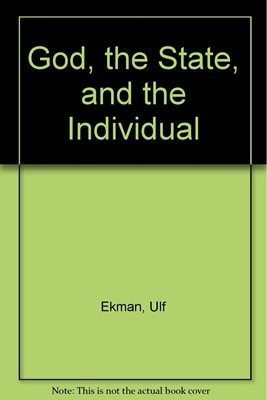 God, the State, and the Individual (Paperback)