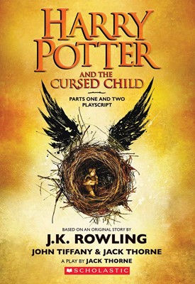 Harry Potter and the Cursed Child (Paperback)