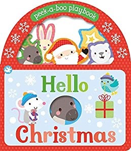 Hello Christmas (Board Book)