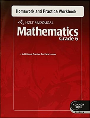 Holt Mcdougal Mathematics (Paperback)