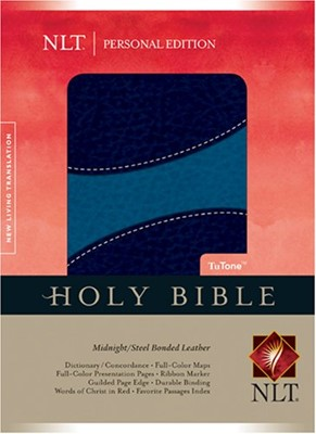 Holy Bible NLT (Leather Imitation)