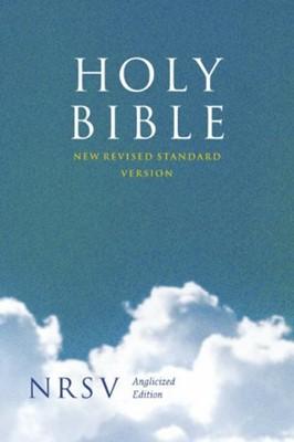 Holy Bible NRSV (Hardback)
