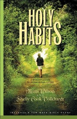 Holy Habits (Mass Market Paperback)
