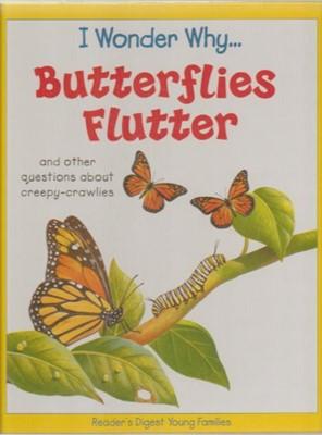 I Wonder Why...Butterflies Flutter