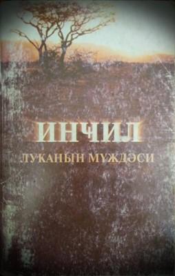 İncil: Lukanın müjdəsi (Paperback)
