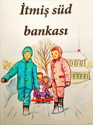 İtmiş Süd Bankası (Mass Market Paperback)