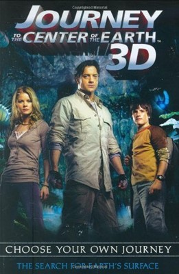 Journey to the Center of the Earth 3D (Paperback)