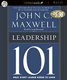 Leadership 101 (Compact Disc)