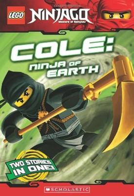 Cole, Ninja of Earth (Paperback)