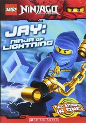 Jay, Ninja of Lightning (Paperback)