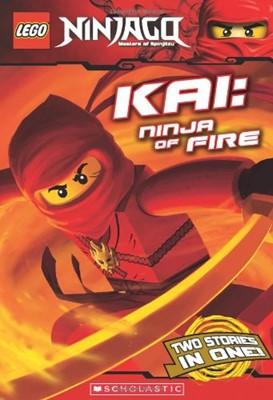 Kai, Ninja of Fire (Paperback)