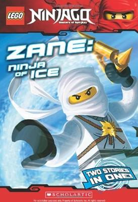 Zane, Ninja of Ice (Paperback)