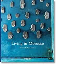 Living In Morocco (Hardcover)
