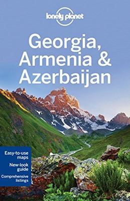 Lonely Planet Georgia, Armenia and Azerbaijan (Paperback)