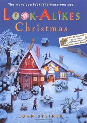 Look-Alikes Christmas (Hardcover)