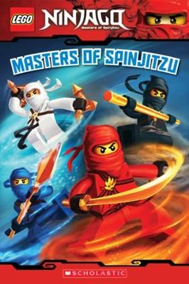 Masters of Spinjitzu (Paperback)
