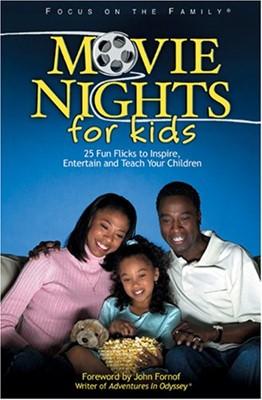 Movie Nights for Kids (Paperback)