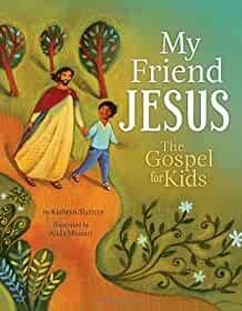 My Friend Jesus (Hardcover)