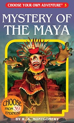Mystery of the Maya (Paperback)